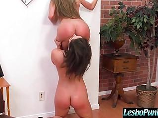 Lez Girl Abella Danger Kimmy Granger Get Sex Toys in Punish By Mean Lesbian