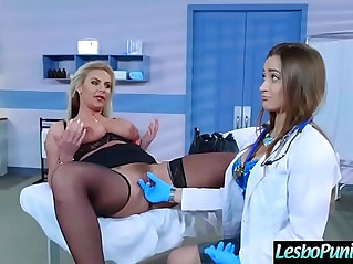 Sexy Lesbo Punish With Dildos By Mean Lez dani phoenix