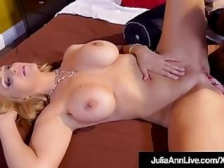 Lusty Lesbos Julia Ann Jessica Jaymes Tongue Fuck Cum!