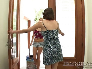 Mia Malkova and Veronica Snow Lesbian Older Younger