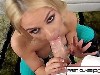 Firstclasspov sarah vandella sucking a big dick big boobs and big booty